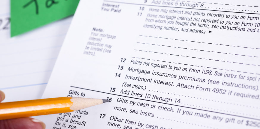 Charitable Planning Strategies Under the New Tax Code <br/> January 2018