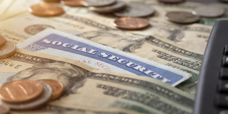 Social Security Update </br> January 2021
